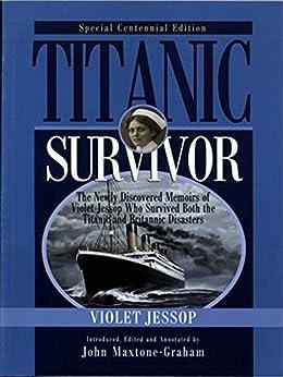 Titanic Survivor by [Jessop, Violet]