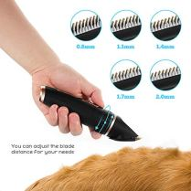 Crenova-Professional-Rechargeable-Pet-Clipper-Dog-Grooming-Clipper-Dog-Cat-Shaver