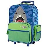 Stephen Joseph Boys' Shark, Royal Blue/Green/Gray