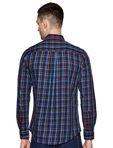 Amazon brand - house & shields men's regular fit casual shirt | latest news live | find the all top headlines, breaking news for free online april 3, 2021