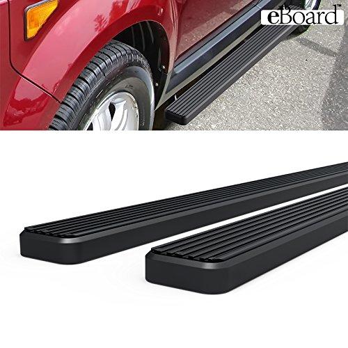 "2011 Honda Element Exterior: EBoard Running Boards Black 4"" Fit 2003-2011 Honda Element"