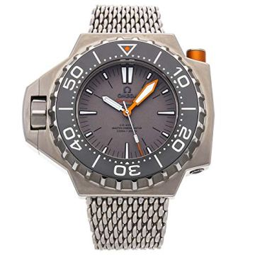 Omega Seamaster Mechanical (Automatic) Grey Dial Mens Watch 227.90.55.21.99.001 (Certified Pre-Owned)