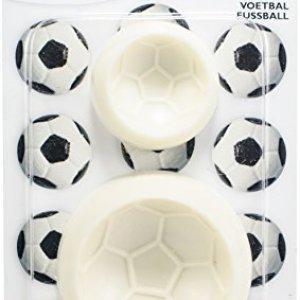 Stampi Forma Pallone Calcio Cake Design