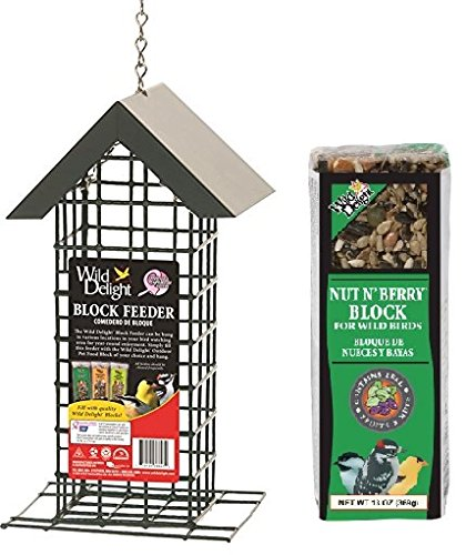 Image result for wild delight block feeder