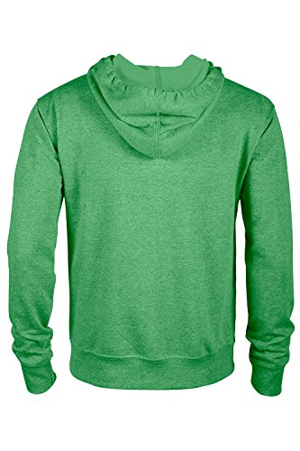 Casual Garb Hoodies for Men Lightweight Fitted Heather French Terry Full Zip Hoodie Hooded Sweatshirt 2 Fashion Online Shop gifts for her gifts for him womens full figure
