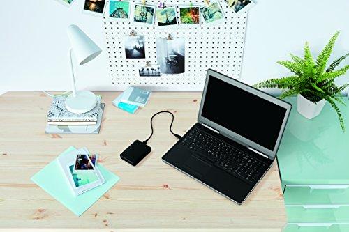 51R2%2Bt39anL - WD 4TB Elements Portable External Hard Drive - USB 3.0