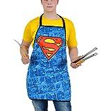 APRON SUPERMAN LOGO