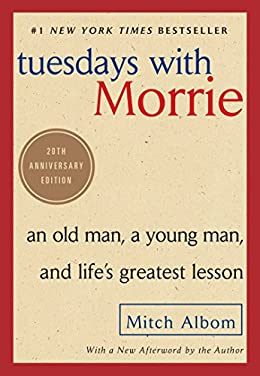 Tuesdays With Morrie book summary