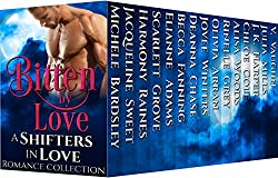 This collection of shifter romance stories is one you don't want to miss. It's available for a limited time and features new and loved books from NY Times, USA Today and Bestselling paranormal authors. Grab yours now!Bewitched by Moonlight - Deanna C...
