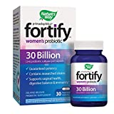 Nature's Way Primadophilus Fortify Women's Probiotic, 30 Billion Live Cultures,Acidophilus, Guaranteed Potency, Researched Strains, Delayed Release,...