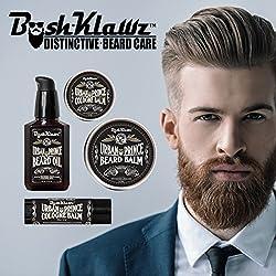Urban Prince Beard Balm Leave in Conditioner Beard Butter Moisturizer Premium Refreshing Scent 2 oz - Best Leave in Conditioner Scented Beard Balm Gift Bearded Men  Image 5