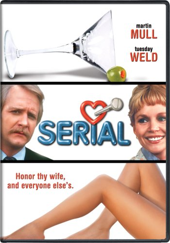 Serial the poster for swinging on TV