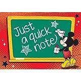 Eureka  Mickey Teacher Cards