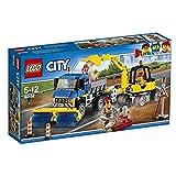 LEGO 60152 Sweeper & Excavator Set