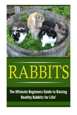 Rabbits: The Ultimate Beginner's Guide to Raising Healthy Rabbits for Life! (Rabbits – Raising Rabbits – Rabbit Care – How to Care for Rabbits – Rabbit Nutrition – Indoor Pets)
