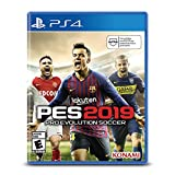 Pro Evolution Soccer 2019 - PlayStation 4 - Standard Edition