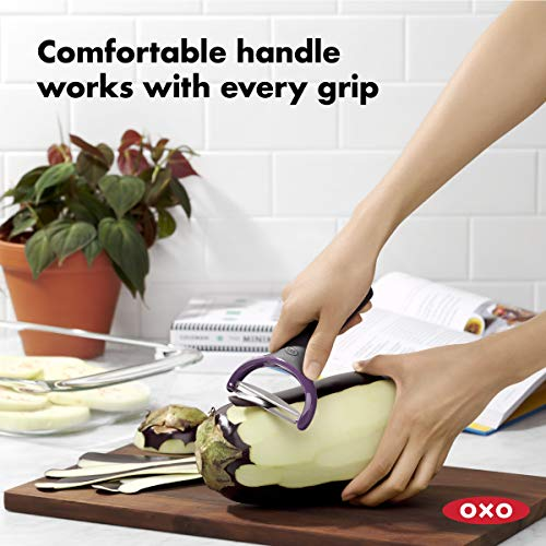OXO 11244500 Good Grips Large Y-Peeler One size black