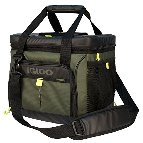 Igloo Outdoorsman Square 30-Tank Green/Black, Green