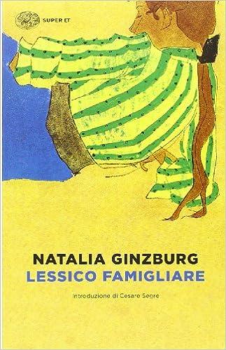 Lessico Familiare Book Cover
