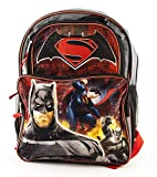 Batman SUCAR v/s Superman Cargo Backpack, 16""