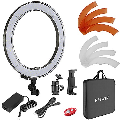 Neewer Ring Light Lighting Kit for Photography