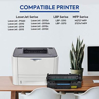 INK-E-SALE-Compatible-Toner-Cartridge-Replacement-for-HP-Q5949A-49A-Q7553A-53A-Black-2-Pack-for-use-with-HP-Laserjet-1320-1320n-P2015dn-P2015-P2015n-3390-3392-1160-P2014-M2727nf-MFP-Printer