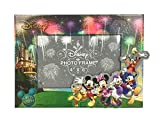 Disney Exclusive Mickey & Gang Firework 4' X 6' Photo Frame