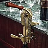 Legacy Antique Bronze Corkscrew, 8.5 inches high