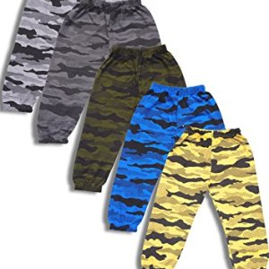 T2F Boy's' Cotton Hosiery Army Printed Track Pants - Pack of 5 24  T2F Boy's' Cotton Hosiery Army Printed Track Pants – Pack of 5 51RhlNOfcXL