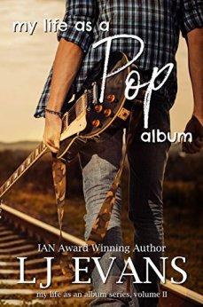my life as a pop album (my life as an album Book 2) by [Evans, LJ]