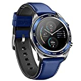 Huawei Honor Watch Magic Smart Watch,Cimaybeauty Leather Wristband,Multiple Sports Modes,Heart Rate Monitor,All-Day Pressure Manager,Alipay/NFC Bus Card Payment