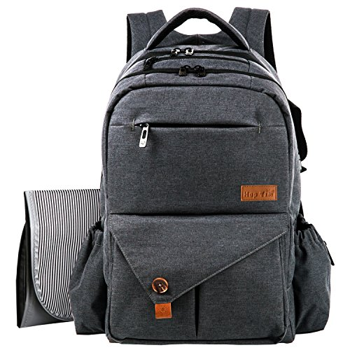 HapTim Multi-function Large Baby Diaper Bag