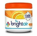 Bright Air Solid Air Freshener and Odor Eliminator, Mandarin Orange and Fresh Lemon Scent, 14 Ounces