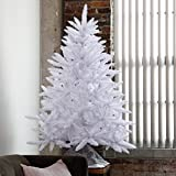 Winter Park Tabletop Medium Unlit Christmas Tree - 4.5-Ft