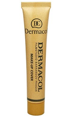 Dermacol Make-Up Cover Foundation, 30 g (207)