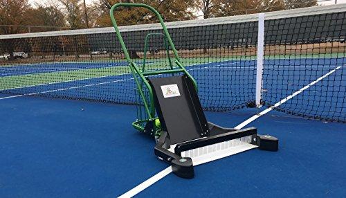 BRAD Ball Retriever And Dispenser - Tennis Pickle Ball Mower - Retriever