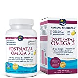 Nordic Naturals Postnatal Omega-3 - Formulated Specifically for New Moms to Support Optimal Wellness After Birth, Lemon, 60 Soft Gels