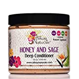 Alikay Naturals Honey and Sage Deep Conditioner Natural Honey, Babassu and Sage 16 Ounce
