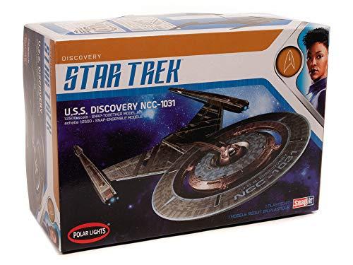 Polar-Lights-Star-Trek-USS-Discovery-NCC-1031-12500-Scale-Plastic-Model-Kit