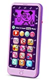 LeapFrog Chat and Count Emoji Phone, Purple