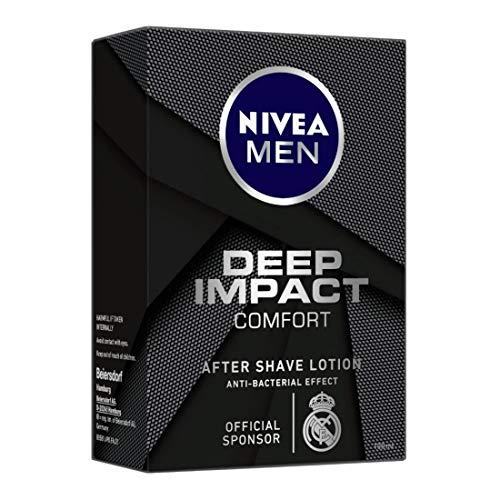 NIVEA MEN Shaving Deep Impact Comfort After Shave Lotion Review 100ml 22