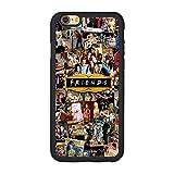 Friend Iphone 6 Case,Friends Tv Show Phone Case for Iphone 6 or 6s 4.7' TPU Case