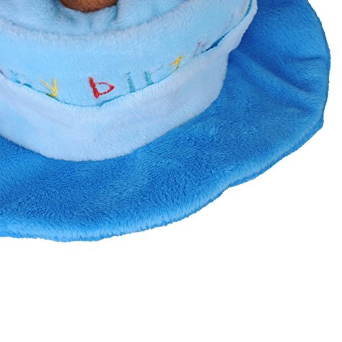 Dog Hat Pet Birthday Hat Happy Birthday Pet Dog Cute Hat For All Dog Cool  Cat