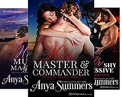 Pleasure Island (6 Book Series) by  Anya Summers Anya  Summers