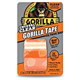Gorilla 6015002 Crystal Duct Tape, 1.5