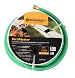 Continental Contitech Yardmaster Heavy Duty Green Garden Hose, 1/2' ID x 50 Feet Length