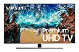 Samsung UN65NU800DFXZA Flat 65' 4K UHD 8 Series Smart LED TV (2018) (Renewed)