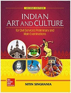 Art & culture by nitin singhania