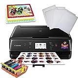 Photo Cake Printer Bundle,Cake Ink and Frosting Sheets