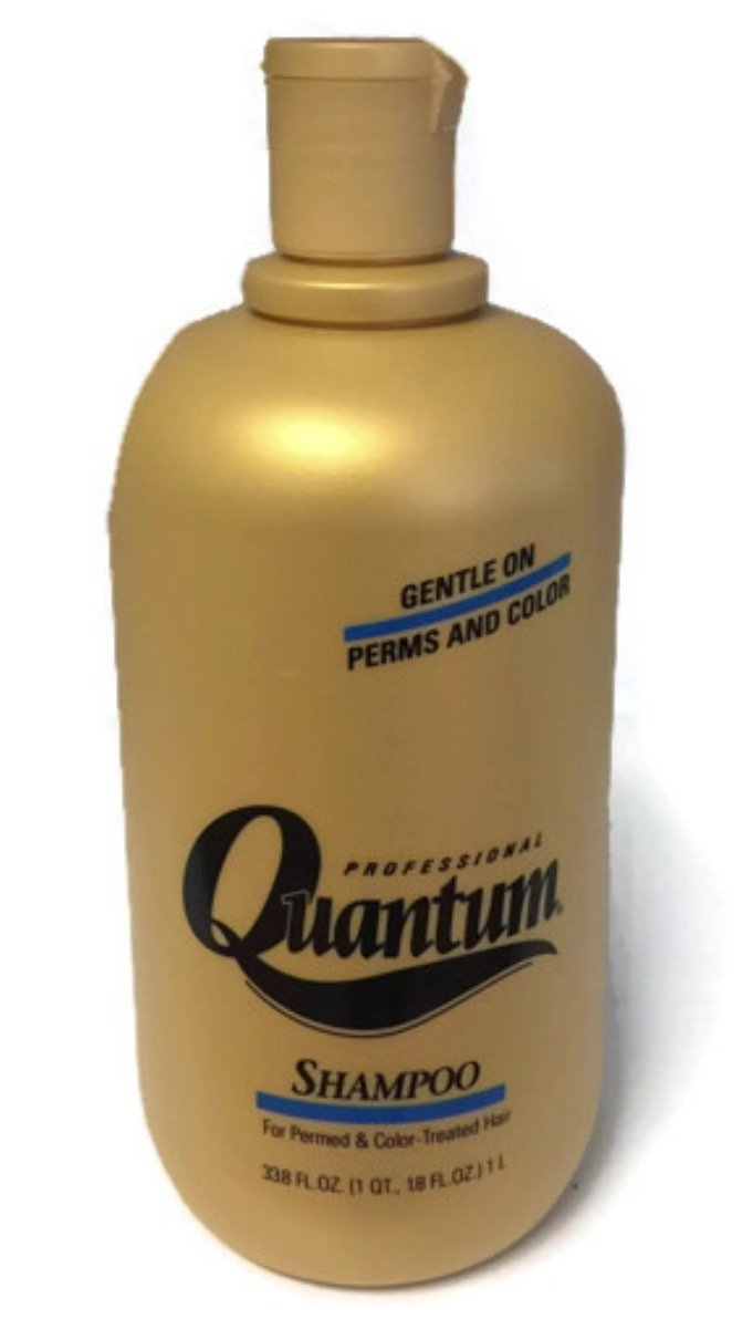 Quantum Professional Shampoo for permed and color treated hair, 33.8 oz